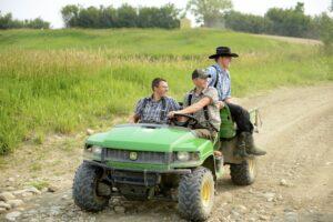 Saskatchewan: Ein Tag in einer Hutterer-Kolonie