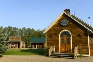 Eine Nacht im Ghostown Blues, Saskatchewan