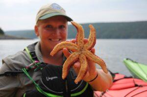 Read more about the article Action: Seekajak vor der Avalon Peninsula