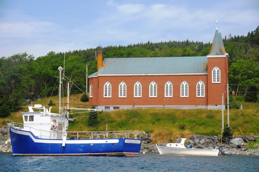 Kirche am Ufer