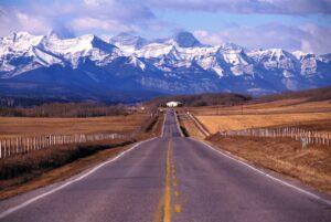 Berge, Bären, Büffel: Unterwegs auf dem Cowboy-Trail