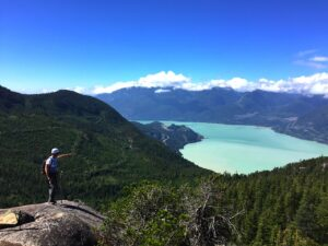 British Columbia: Out of Vancouver