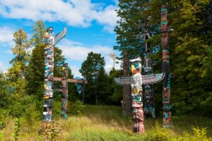 Vancouver: Land der First Nations