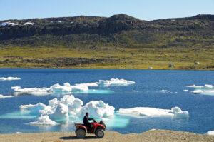 NWT: Allein unter Inuit